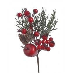 Gałązka pik świąteczny z...