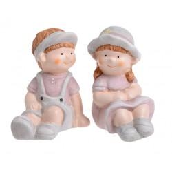 Figurka ceramiczna dziecko...