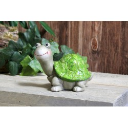 Figurka żółw ceramiczny w...