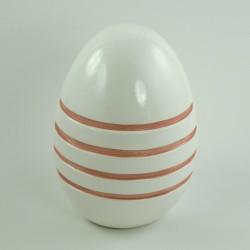Dekoracja jajko ceramiczne...