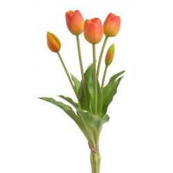 Sztuczny bukiet tulipanów x...