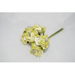 Róża papierowa 4-5 cm
