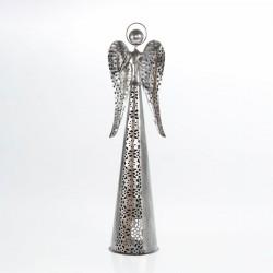 Dekoracja anioł metalowy...