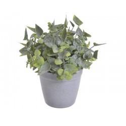 Sztuczna roślina w doniczce...