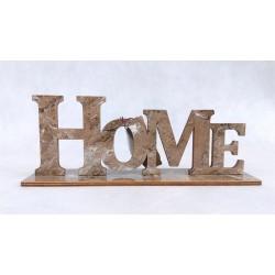 Napis dekoracyjny HOME...