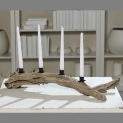 Świecznik z polyresingu x 4...