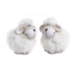 Figurka ceramiczna owieczka...