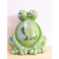 Figurka żabka siedząca...