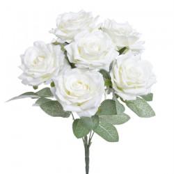 Bukiet róż x7  30 cm...