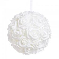 Dekoracja kula z róż...