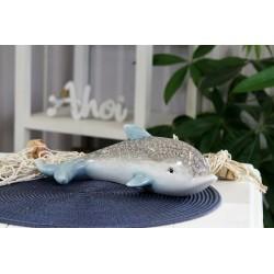 Figurka delfin ceramiczny...