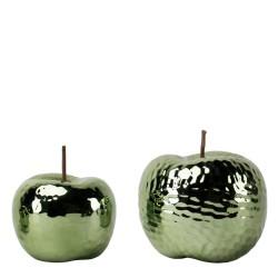Jabłko ceramiczne zielone...